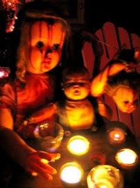 Muñecos de Peluche.