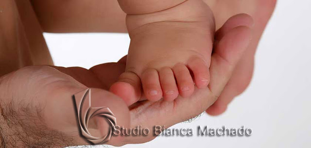 Estudio fotografico bebe