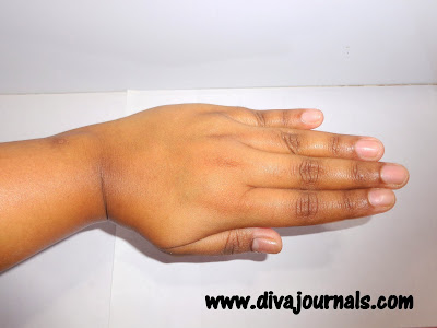 Aloe Veda Aloe Vera Nourishing Skin Gel Review-Swatches