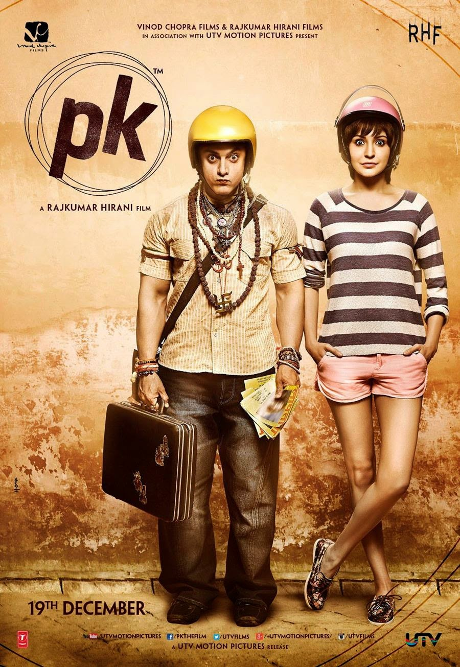 PK (2014) Hindi Movie Watch Online And Download Free In