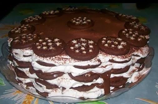 Receta gatimi te thjeshta dhe te shpejta: Receta per torte me biskota