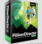 Cyberlink PowerDirector 12 Deluxe
