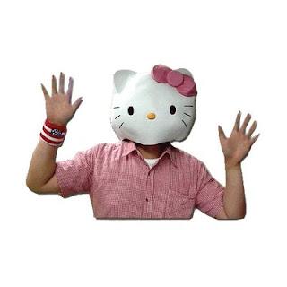 GAMBAR HELLO KITTY PLATE - PIRING HELLO KITTY FUN