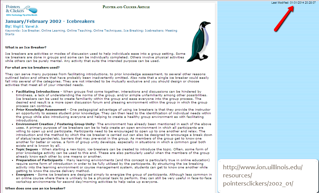 articles on information literacy