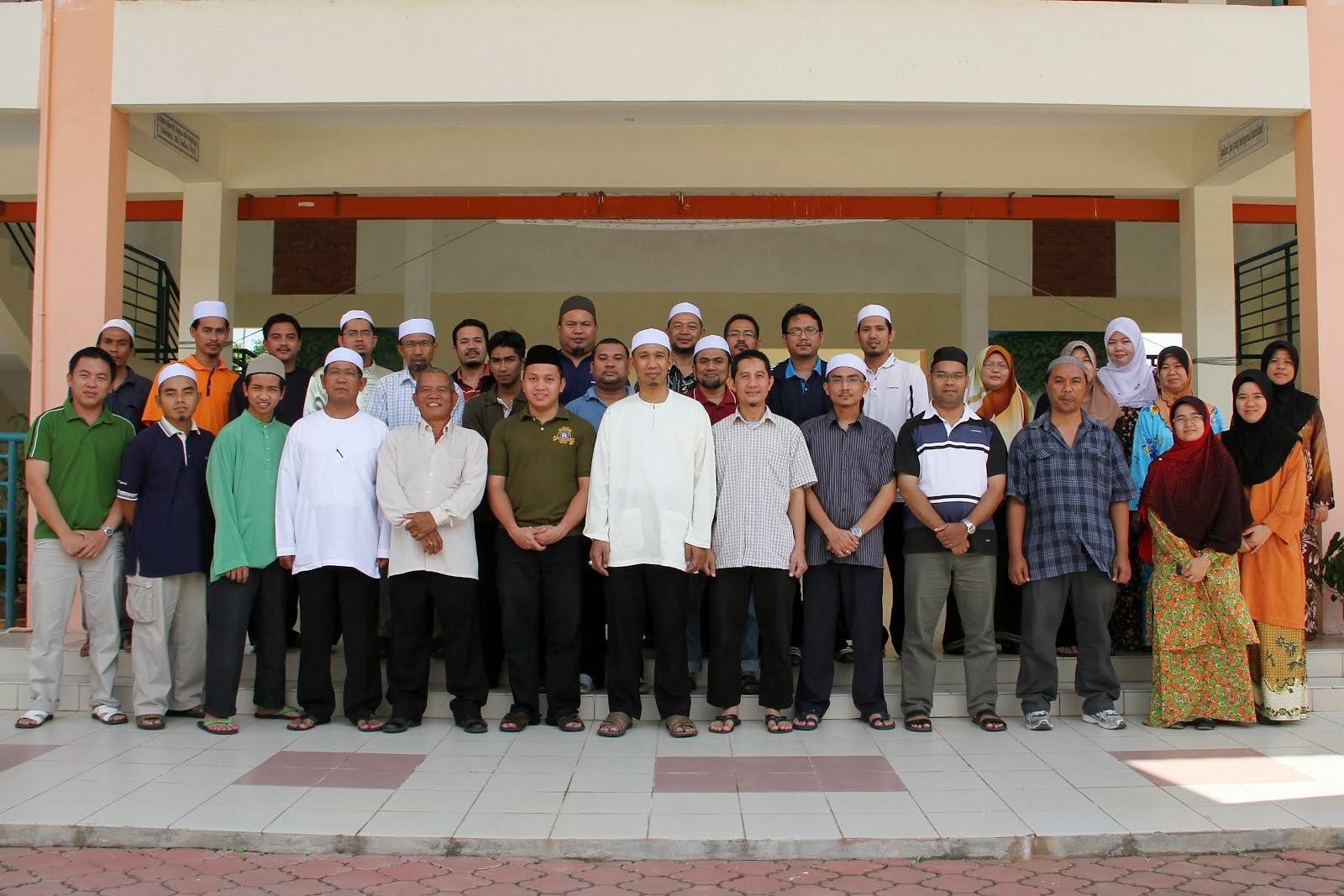 Kursus Rawatan Islam Di Bekenu, Sarawak