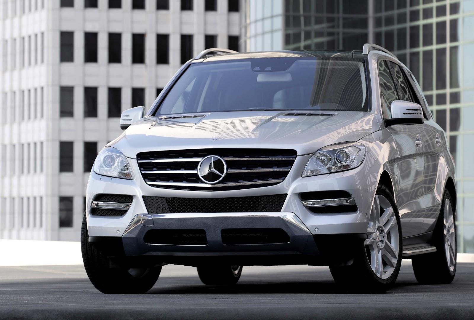 Irish car travel magazine new m class on sale for Mercedes benz starting price