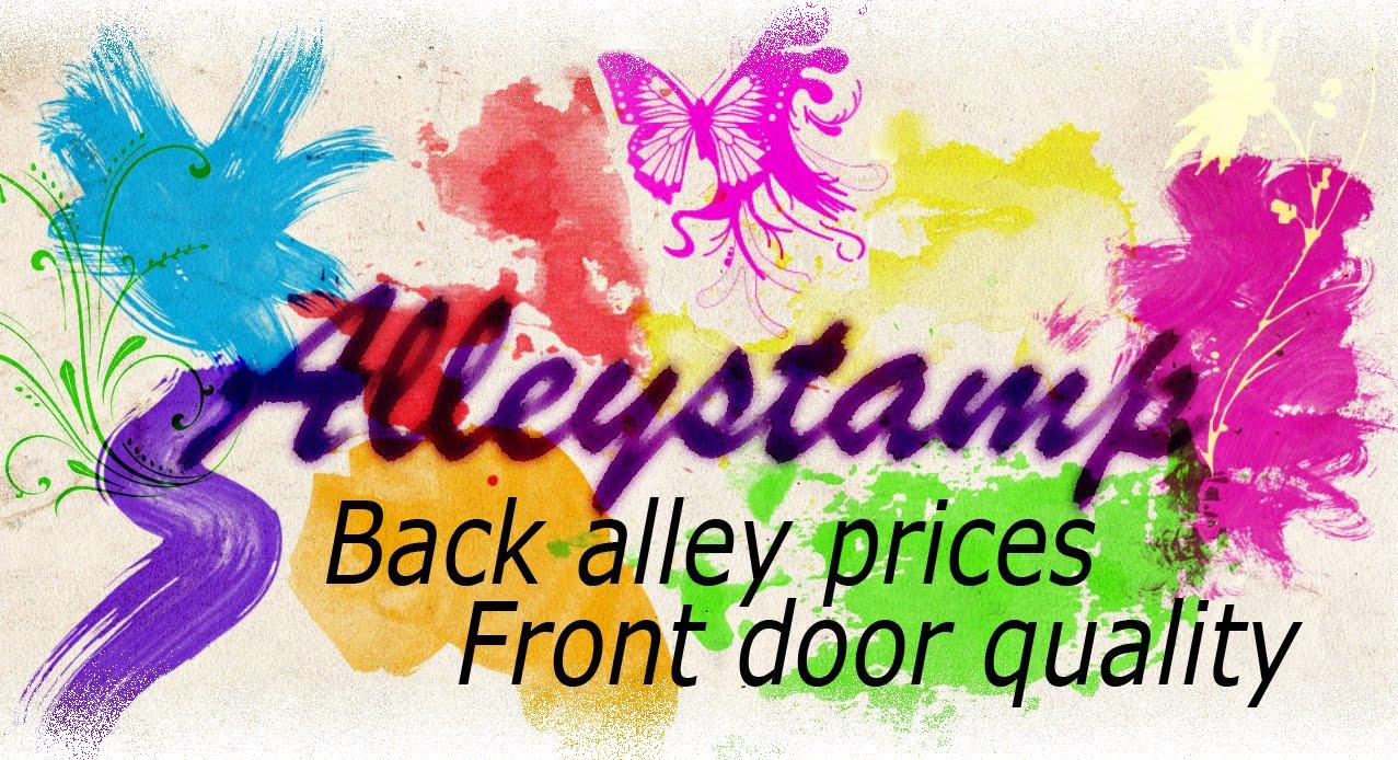 Alleystamp