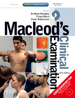 Macleods Clinical Examination 12th Edition