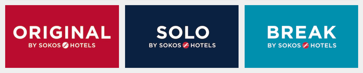 Sokos Hotels: Original, Solo and Break