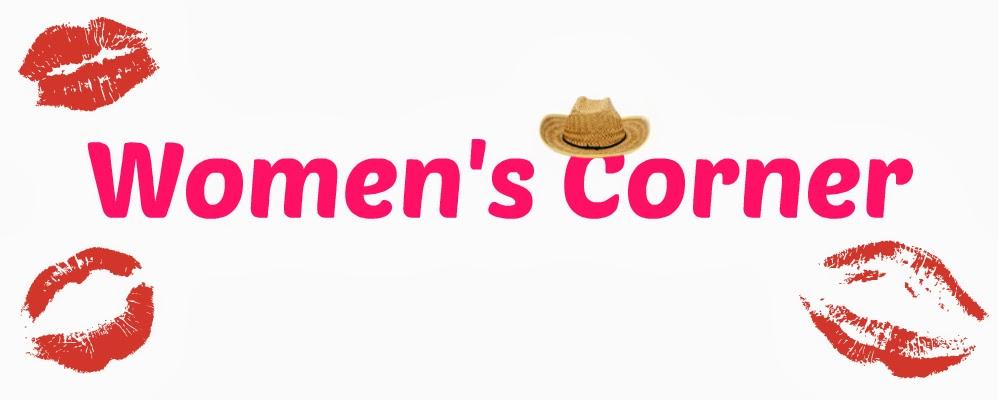 Women's corner