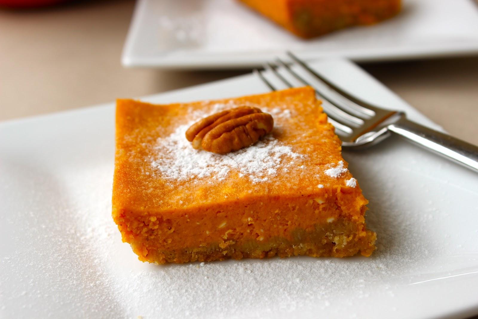 Low Fat Pumpkin Cake 54