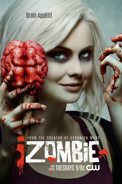 iZombie Final One Sheet Television Poster