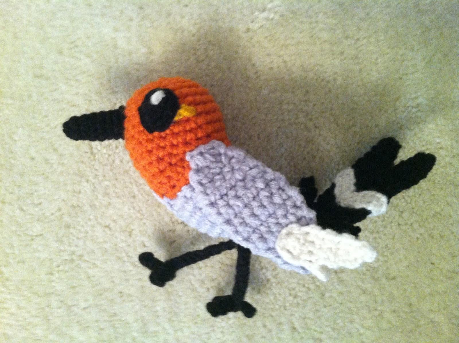 Heart in flight crochet fletchling crochet pattern fletchling crochet pattern bankloansurffo Choice Image
