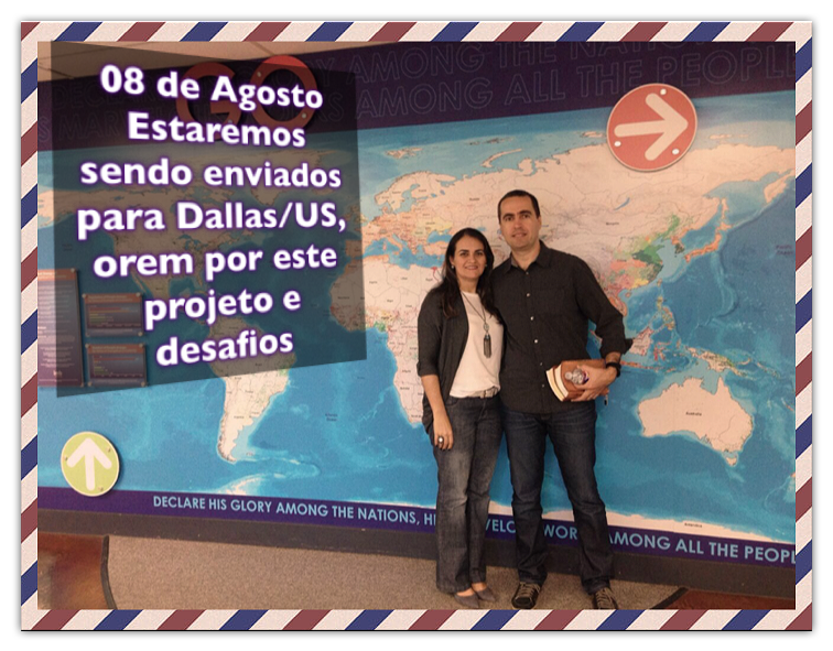 Missão MEVAM USA - CFNi Dallas