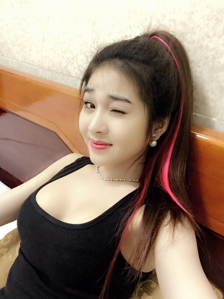 Ảnh gái xinh Huỳnh Kiều Ni nữ DJ 9x sài thành 16