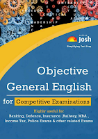 Jagran Josh-Objective General English for Competitive Examinations
