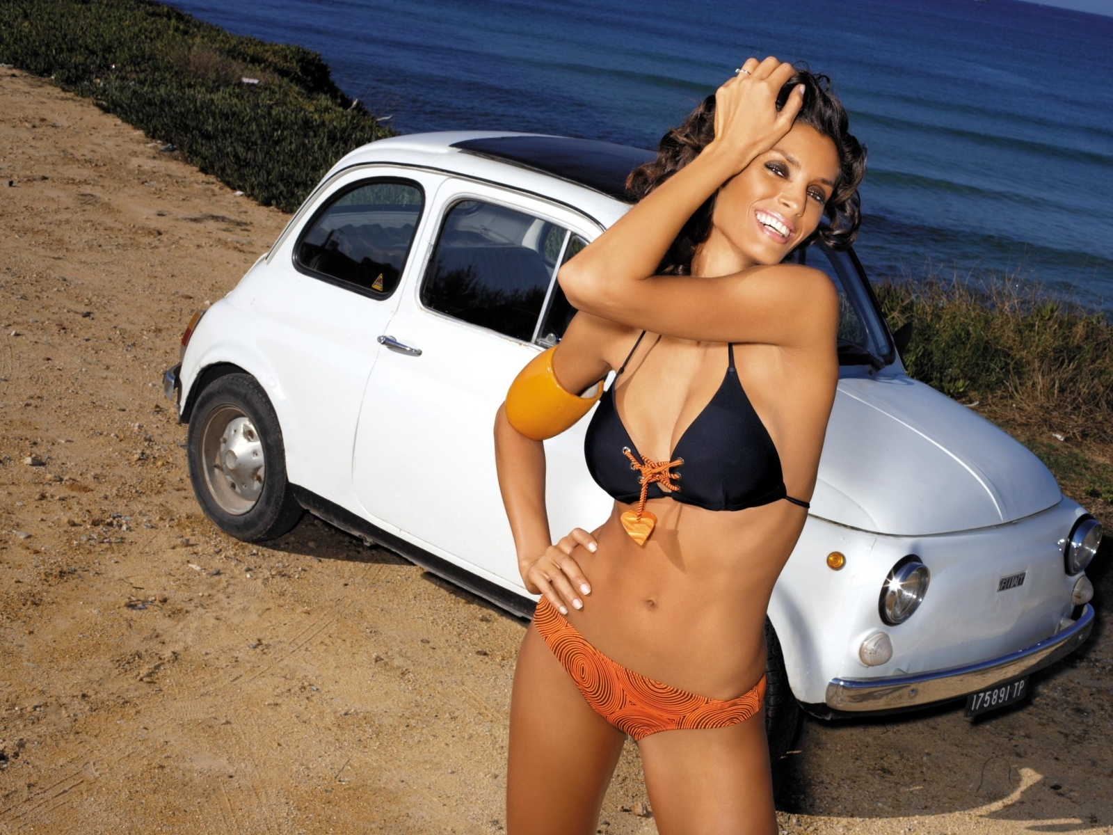 Cars and Hot girls hd
