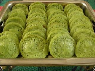 Resep Kue Serabi Bandung enak dan manis