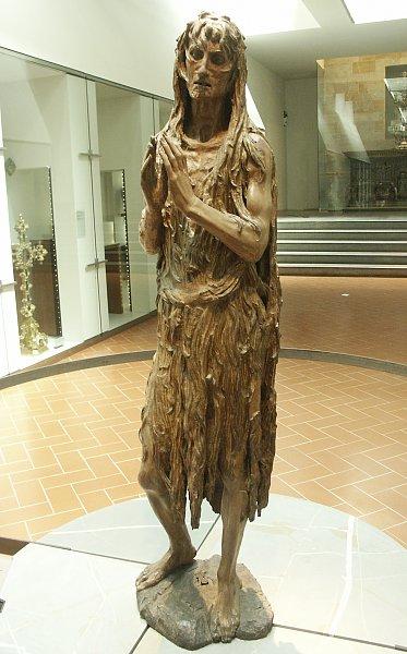 Mary Magdalene  1430  Donatello Mary Magdalene