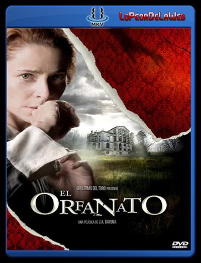 El Orfanato - 720p BRRip - Castellano [MEGA]