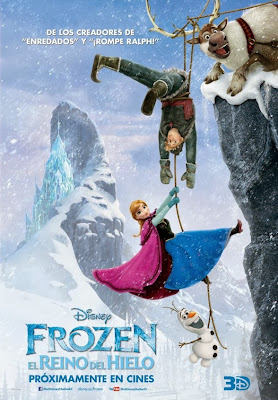 Frozen: El reino del hielo (2013) online y gratis