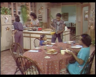 Huxtable Hotness The Cosby Show Season 1 Episode 1 Denise Clair Rudy Theo Vanessa Tempestt Bledsoe Phylicia Rashad Keshia Knight Pulliam Malcolm Jamal Warner Lisa Bonet