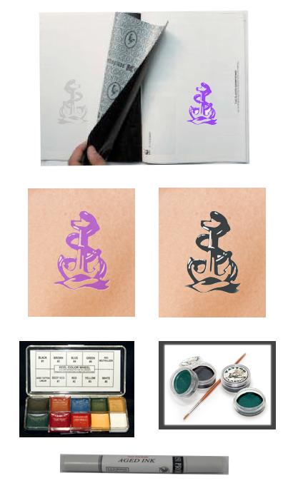 Papier Carbone Pour Tatouage - Tatouage Équipements de Production de Stencil