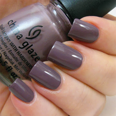 China Glaze Below Deck swatch