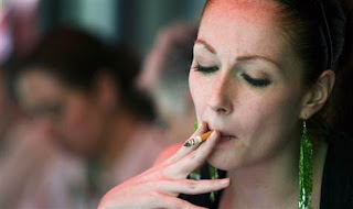 occasional smoke