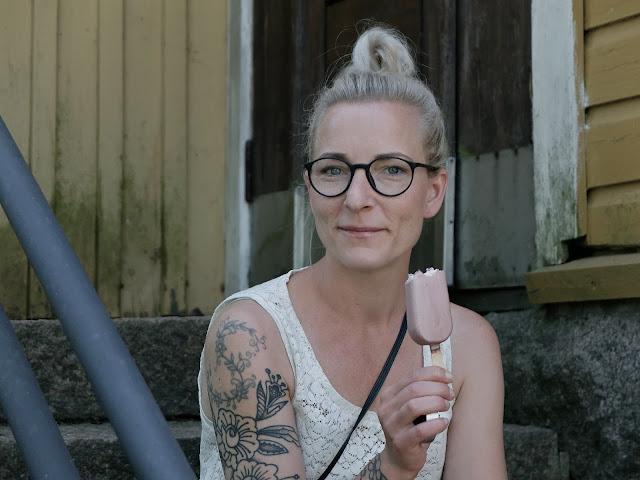 Emsalö. Emäsalo, Borgå, Porvoo, Emsalö Närköp, Tarmo lähikauppa