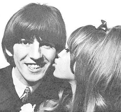 Photos From Model Pattie Boyd And F Yeah George