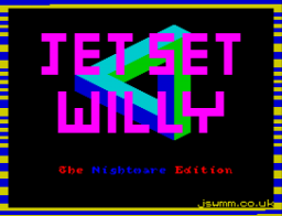 Jet Set Willy: The Nightmare Edition, una versión solo para los más duros