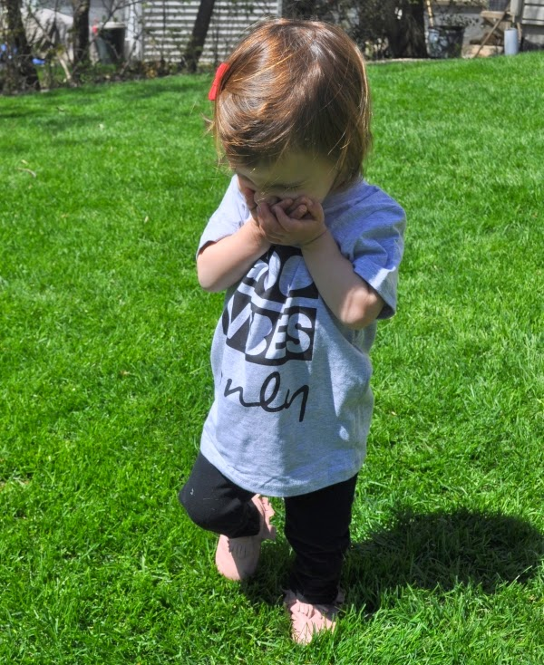 good vibes only toddler tee