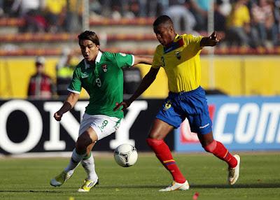 Ecuador-Bolivia