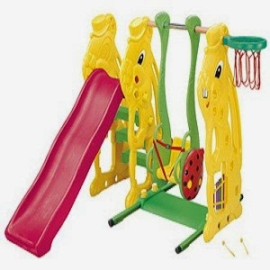 mainan outdoor anak tk