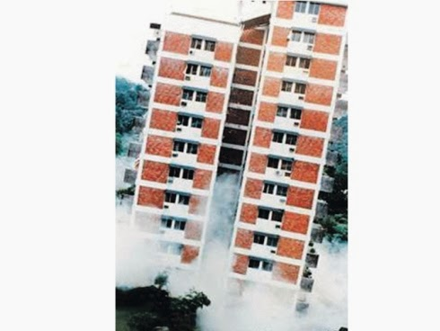 Kronologi Tragedi Highland Towers