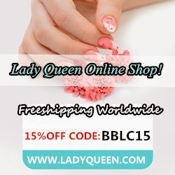 Lady Queen 15% off code