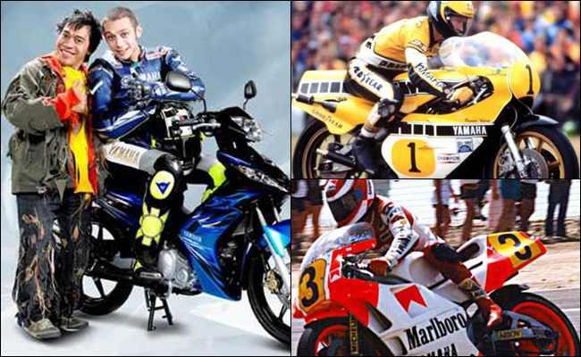 10 Pembalap MotoGP Terbaik Sepanjang Sejarah Grand Prix
