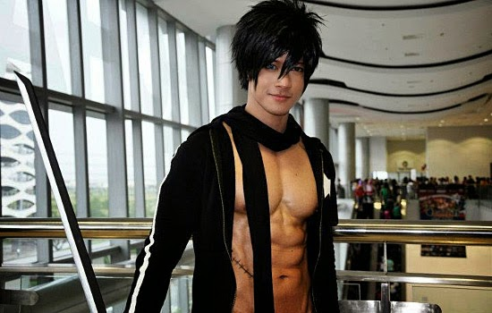 1000+ images about MEN | Hot Asian Male Cosplayers on ...