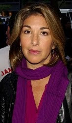 Naomi Klein at Occupy Wall Street, 2011.