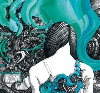 Medio sueño - Andrea Lértora (Galería Cecilia González)
