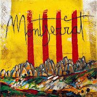 Quadres catalans Montserrat
