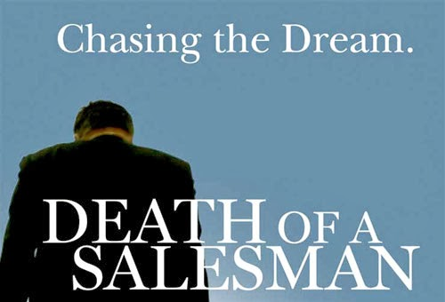 the reality of the american dream in death of a salesman by arthur milelr