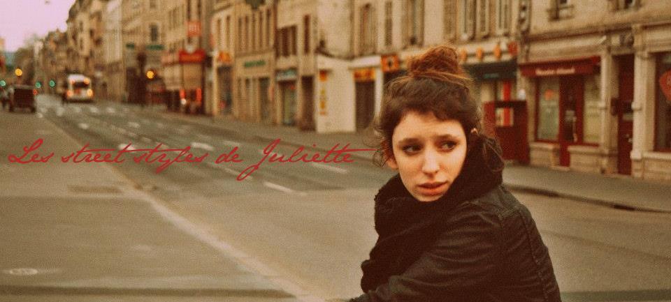 Les street styles de Juliette