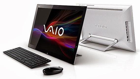моноблок Sony VAIO Tap 21 в разных цветах
