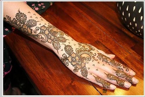 Mehndi Modern Arabic : Mehndi designs modern arabic