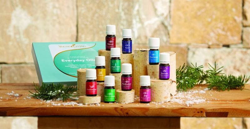 My Personal Young Living Essential Oils website!
