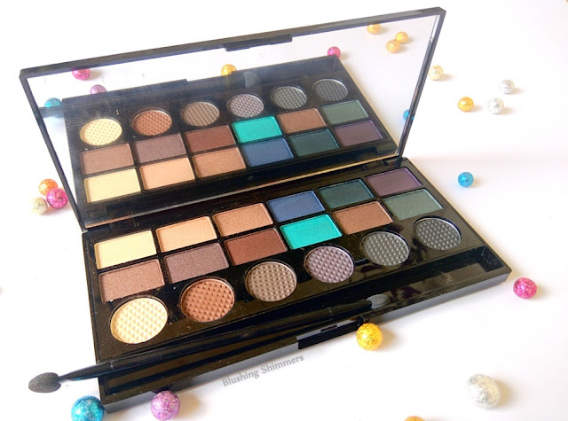 Makeup Revolution London 'Welcome To The Pleasuredome' Eyeshadow Palette