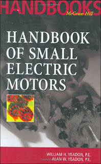 Handbook of Small Electric Motors by William and Alan Yeadon
