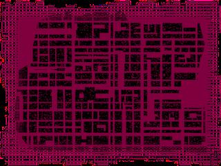 Grafik mit Straßenraster als png
